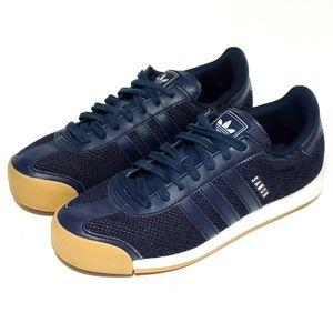 Adidas Samoa Blue Shoes